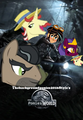 Ponies World (2015) (Thebackgroundponies2016Style's Version) Poster