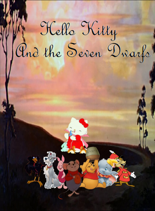 Hello Kitty and the Seven Dwarfs