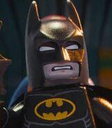 Batman in The Lego Movie