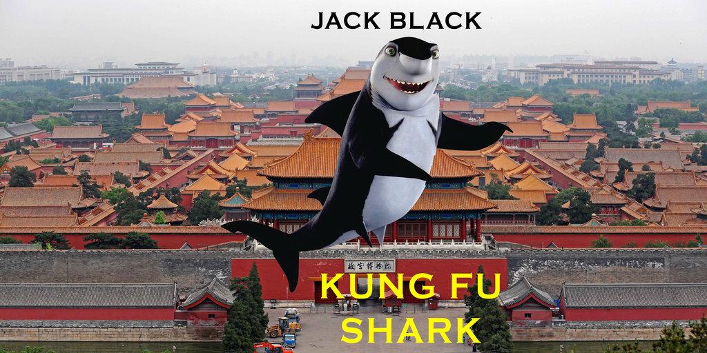 Kung Fu Shark