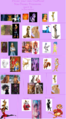 My Uniffical Non-Disney Princesses (Movies236367's Version) Part 2