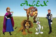 Alex shrek by animationfan2014-d9mu71n