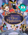 Dipper, Razmo and Radicles The Three Musketeers (2004)