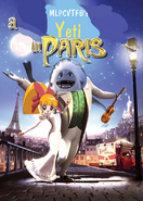 A Yeti in Paris (2011) Poster