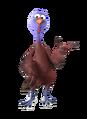 Reggie turkey free birds