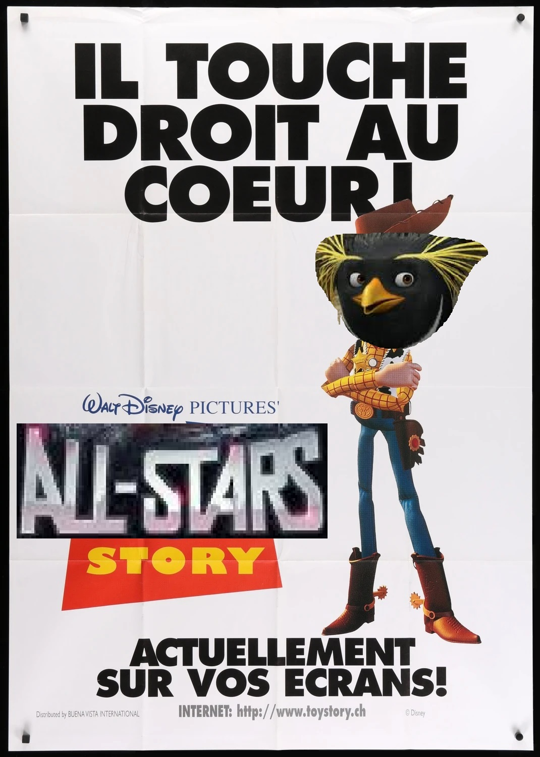 All-Stars Story 1 (poster)