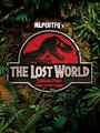 The Lost World (1997) VHS Cassete film