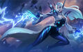 Lightning Sorceress Full