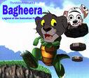 Bagheera (Croc) 1 Legend of the Dalmatian Puppies Poster