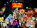 Heroes Story 4 Poster