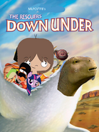 The Rescuers Down Under (1990) (MLPCVTFB's Version)