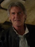 Profile - Old Han Solo