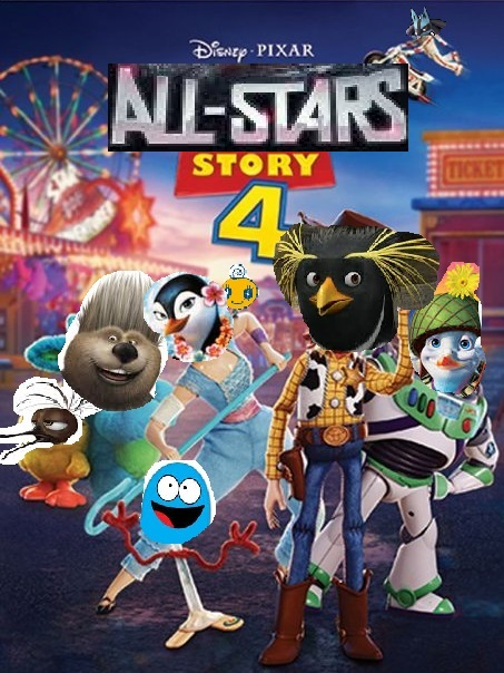 All-Stars Story 4