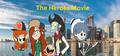 The Heroes Movie (The Simpsons Movie)
