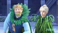 Kristoff and Jack Frost (Frozen and Rise of the Guardians)