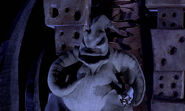 Oogie Boogie Saying What You Trying to Make a Dupe Out of Me