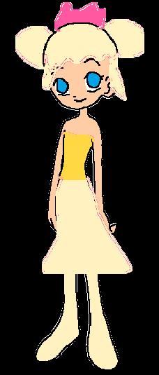 Yellow Smoooooch Dancer