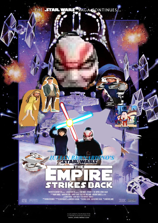 Star Wars Episode 5 - The Empire Strikes Back (Julian14bernardino Style)