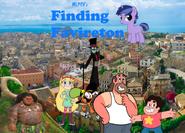 Finding Favireton Poster