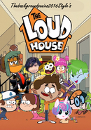 The Loud House (Thebackgroundponies2016Style)