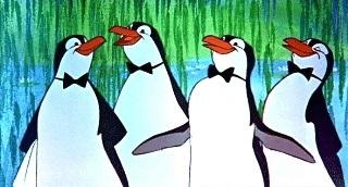 The Penguin Watiers