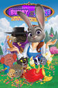 Bunny and the Snake 3 Judy's Magical World Poster