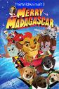 Merry Madagascar (TheWildAnimal13 Animal Style) Poster
