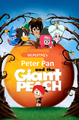 Peter Pan and The Giant Peach DVD