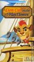 The Lion Cub on the Mayflower Poster