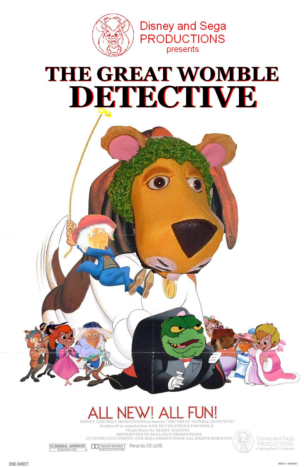 The Great Womble Detective