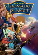 MLPCVTFB's Treasure Planet Poster