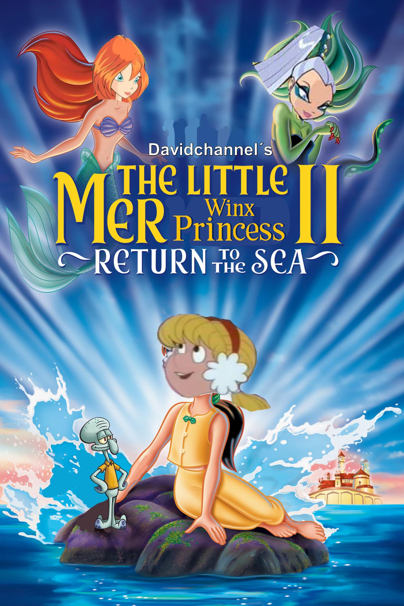 The Little Mer-Winx Princess 2: Return to the Sea (2000)
