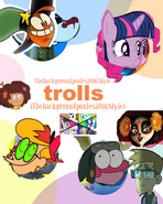 Trolls (Thebackgroundponies2016Style)