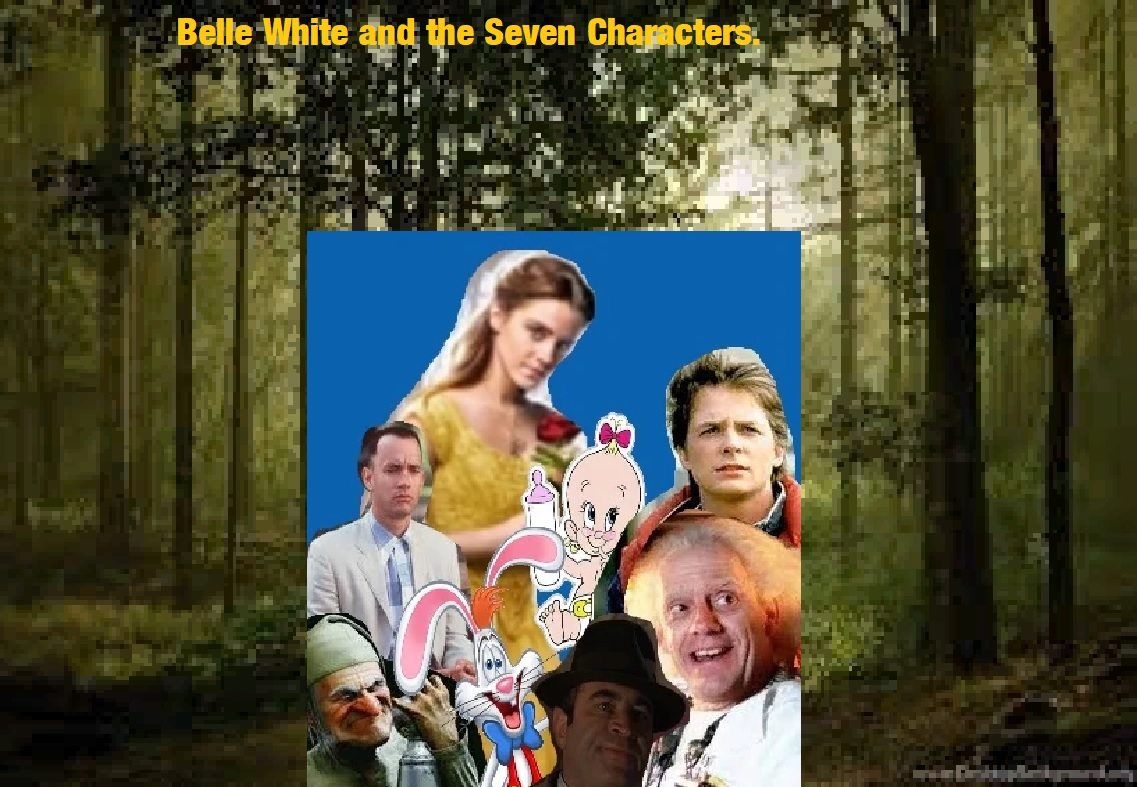 Belle White and the Seven Heroes (1937)
