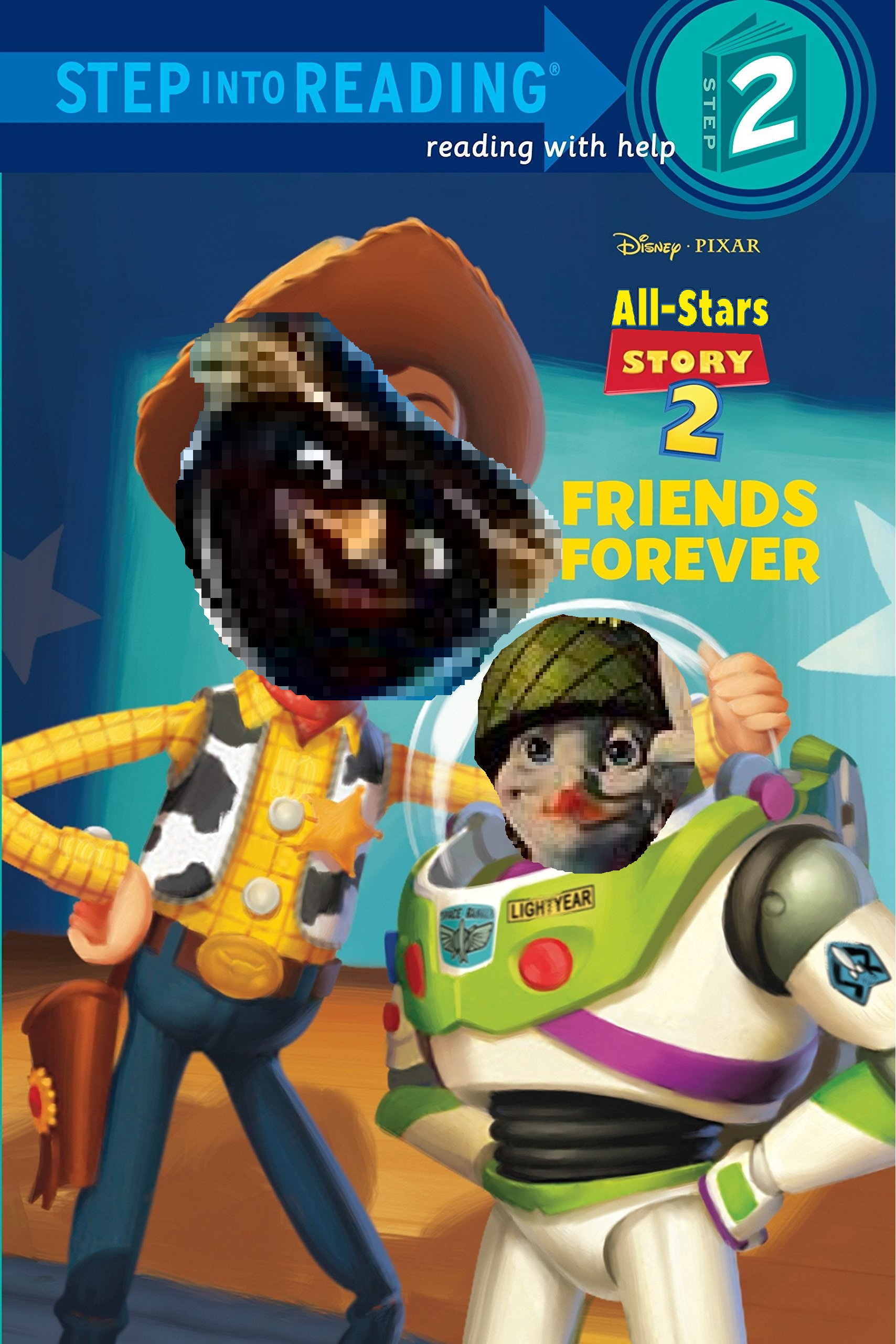 All-Stars Story 2: Friends Forever