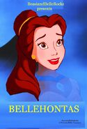Bellehontas (BeastandBelleRockz Style) Poster
