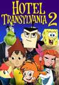 Hotel Transylvania 2 (MLPCVTFQ's Version) Poster