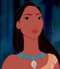 Pocahontas White and the Seven Characters