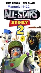 All-Stars Story 2 (VHS)