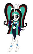 Wander Over Yonder OC Princess Lanoli The Mantis Full Body