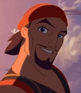 Sinbad in Sinbad Legend of the Seven Seas