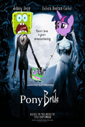 Pony Bride Poster
