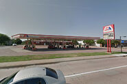 SuperAmerica Gas Station