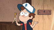 Dipper with Little Flute by Thebackgroundponies2016Style