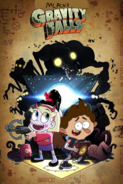 Gravity Falls (MLPCV Style's Version) (2013-2015) Poster