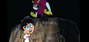 Danny Fenton and Lord Hater by Thebackgroundponies2016Style