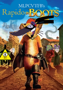 Rapido in Boots Poster