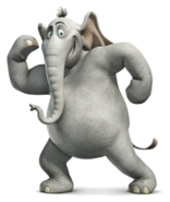 Horton The Elphant (2008)