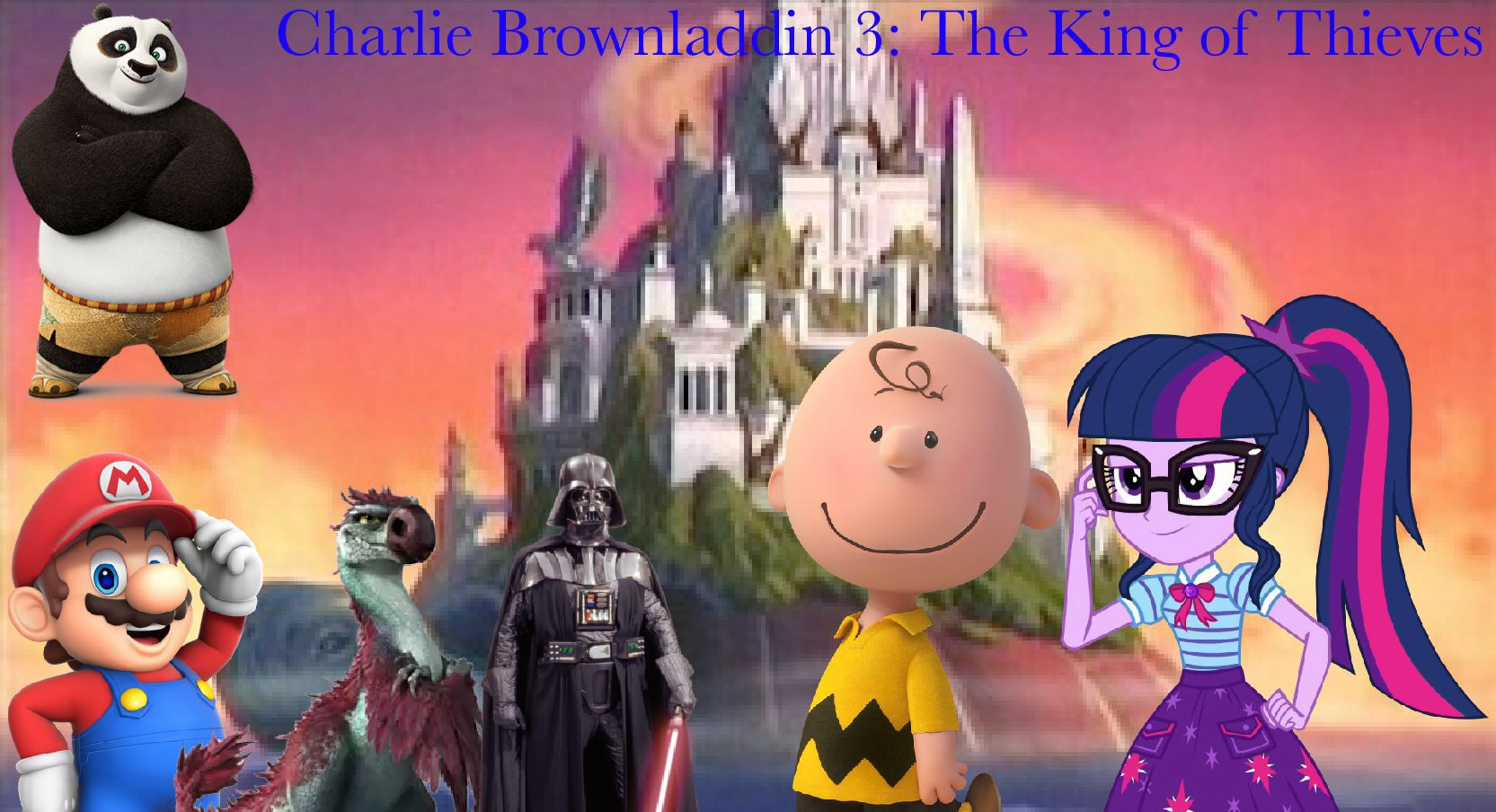 Charlie Brownladdin 3: The King of Thieves