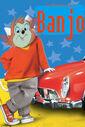 Banjo (Stuart Little) 1 Poster